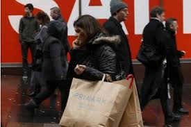 retail sector Retail sector suffers poor sales after further bad weather